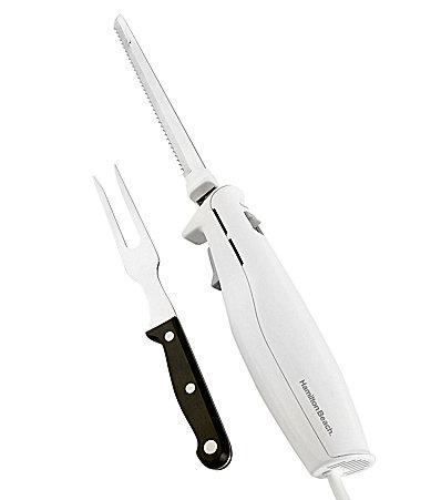 hamilton beach carve n set electric knife