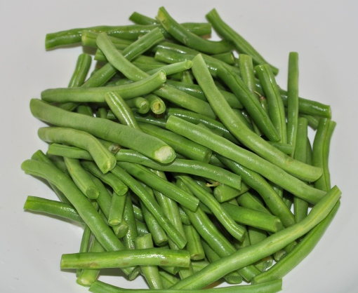 Sautéed Green Beans with Garlic and Herbs